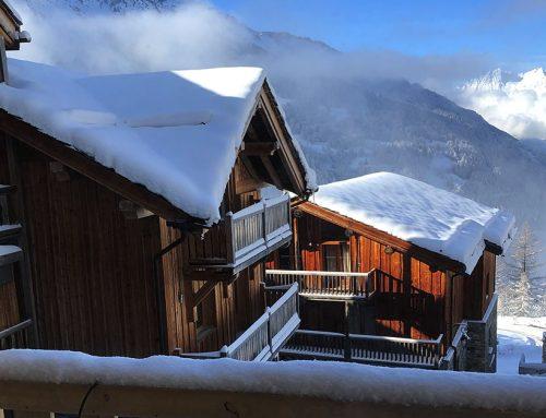 Ski Chalet, French Alps